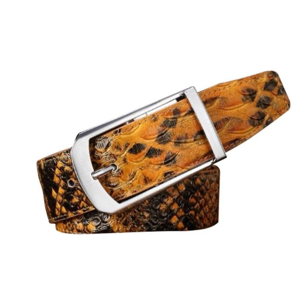 men's dress belt 2000