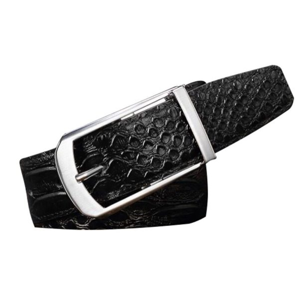 men's embossed belt 1846-dl