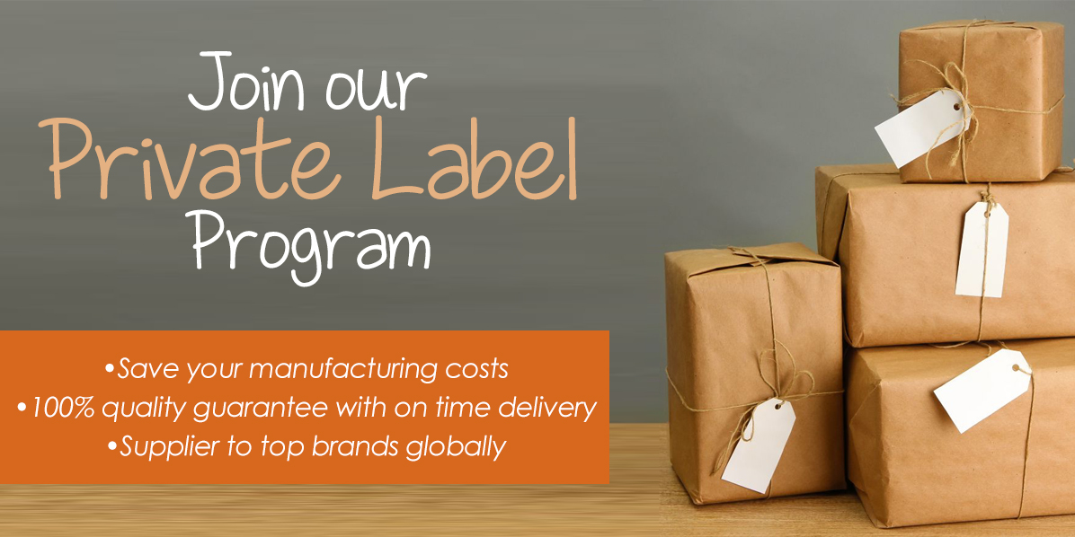 private label manufacturing service can empower your brand